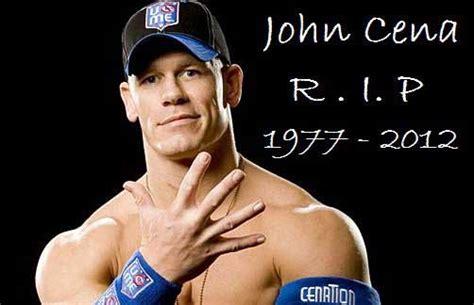 wwe john cena wrestler dies view topic r i p john cena wwe wrestler extratorrent