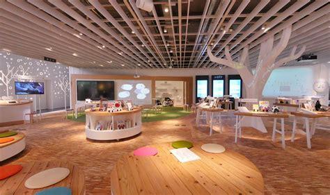 Senter Panasonic panasonic unveils its unique educational cultural hub for