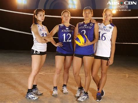 Mba Davao Eagles Players by Ateneo Eagles Truly Abs Cbn Sports