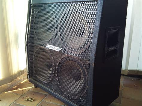 old peavey 4x12 cabinet photo peavey 4x12 cab peavey baffle 420743 audiofanzine