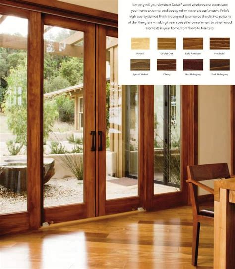100 Wood Sliding Patio Door White Wooden Sliding Patio Wood Sliding Patio Door