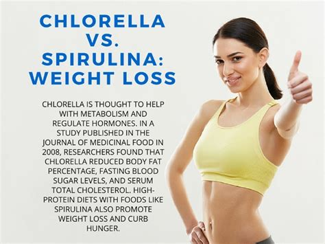 Spirulina Vs Chlorella For Detox by Health Benefits Of Chlorella And Spirulina