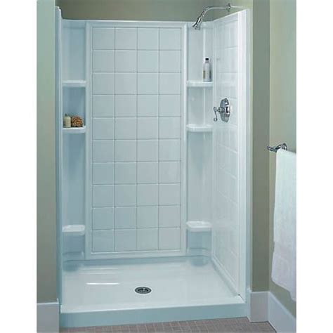 Enclosed Bath And Shower Unit 3 Shower Stalls From Oasis Bathroom Ideas