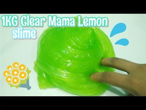 cara membuat crystal slime how to make ombre slime very glossy easy tutorial
