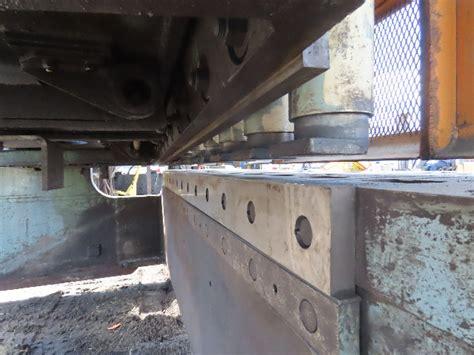 steelweld mechanical shear  capacity wback gauge