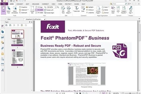 transistor creator foxit phantompdf business 8 review a and affordable pdf editor pcworld