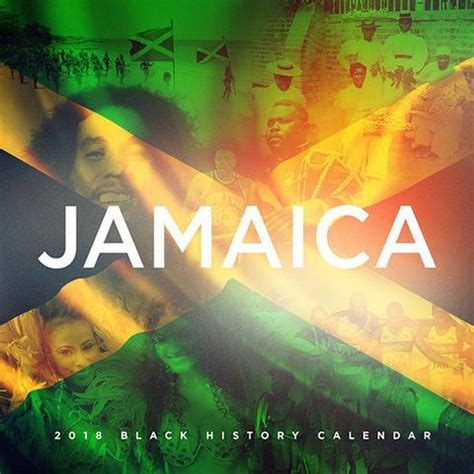 Jamaica Calend 2018 Welcome To The Your Black World Store Your Black World