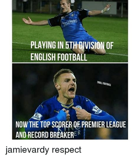 English Premier League Memes - 25 best memes about trolling troll respect and soccer