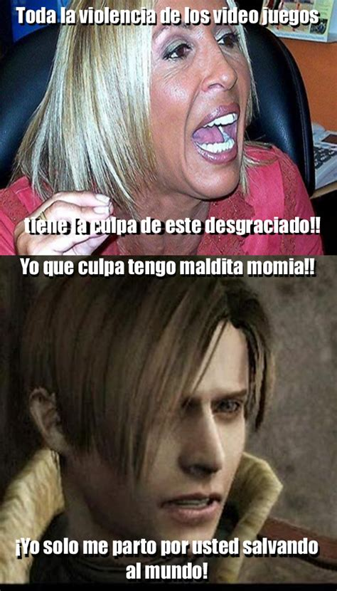 Laura Bozzo Memes - meme leon vs laura bozzo by cuat21 on deviantart