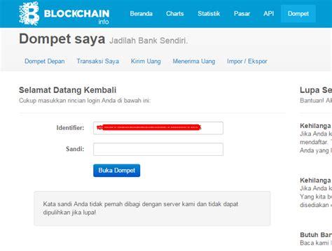 tutorial bisnis bitcoin cara membuka membuat akun bitcoin informasi bisnis