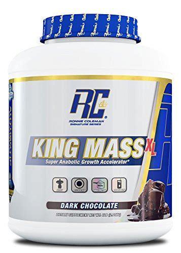 Suplemen King Mass Ronnie Coleman Signature Series King Mass Xl Powder