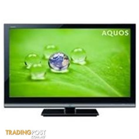 Tv Led Sharp April sharp lc40le700x lcd led 40 quot tv on clearance for sale in prospect sa sharp lc40le700x lcd led