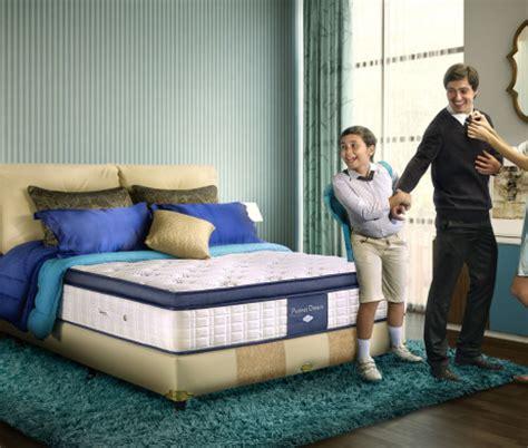 Bed Comforta Di Jogja toko springbed di balikpapan merk american comforta