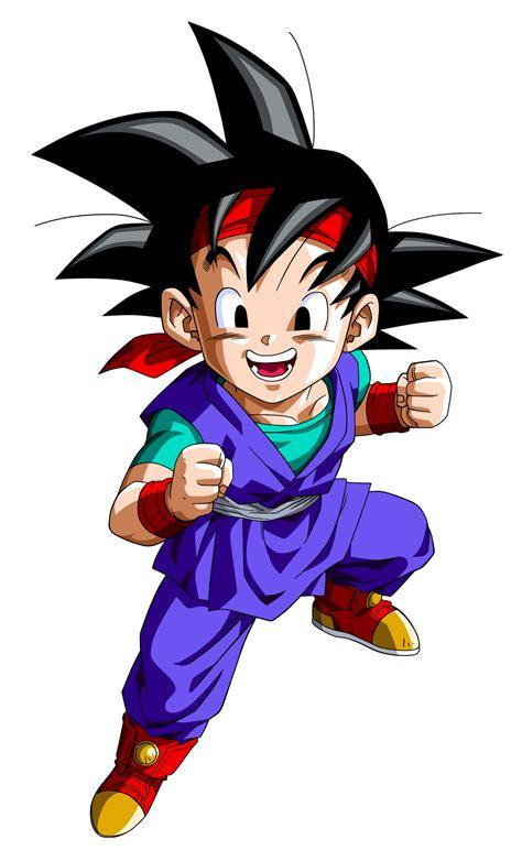 Imágenes De Goku Junior | goku jr otros saiyans