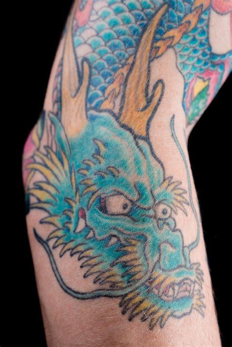 female dragon tattoos tattoos for