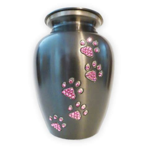 urns for dogs bling pawsitive reflection pet urn