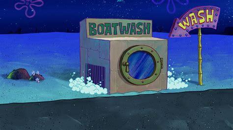boat wash cartoon image the getaway 135 png encyclopedia spongebobia