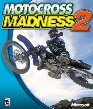 microsoft motocross madness motocross madness 2