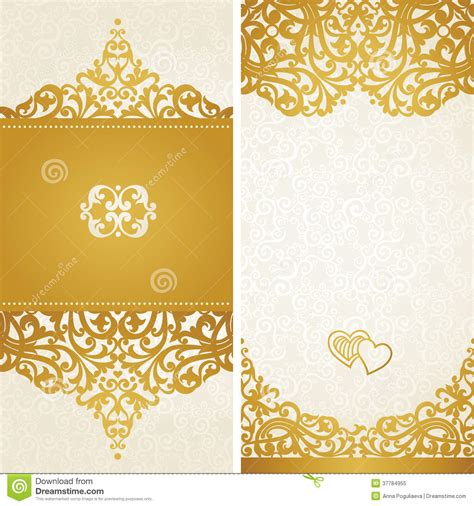 greeting card borders templates vintage greeting cards with swirls and floral motifs in