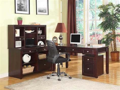 Home Office Furniture Boston House Boston Home Office Set B Ph Bos Office Set B At Homelement