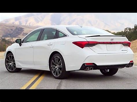 2019 toyota avalon (interior, exterior, and drive) – all