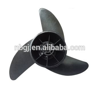 Electric Propeller Motor by Electric Trolling Motor 3 Blade Propeller Buy Trolling