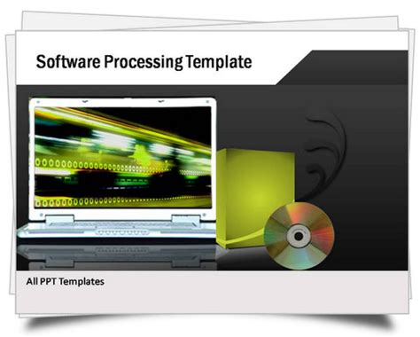 ppt themes for image processing powerpoint software processing template