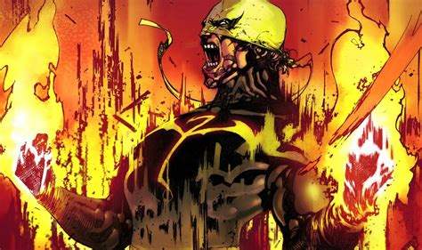 10 things to know about iron fist before tv series