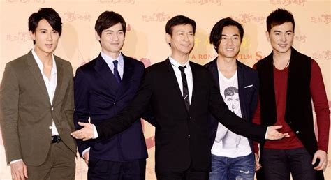 film terbaru wu chun vic chou wounded his butt while filming saving general