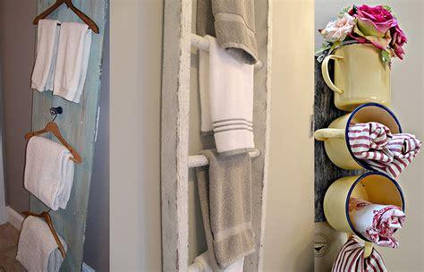 accessori bagno porta asciugamani arredo bagno sostenibile 6 suggerimenti per creare dei