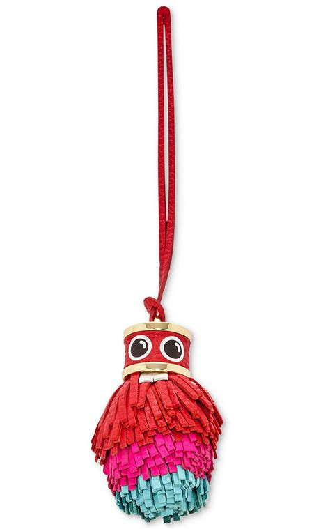 Fossil Monkey Bag Charm new year new bag charms 25 ways to personalize your bag in 2016 purseblog