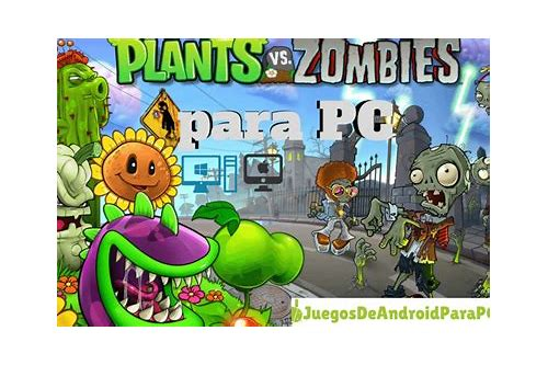 planta vs zombies trampas descargar gratuita