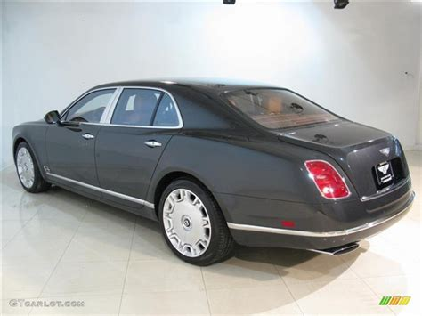 grey bentley 2011 titan grey bentley mulsanne sedan 49747592 photo 4