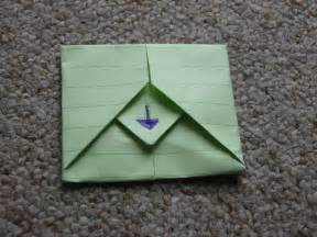 Cool Ways To Fold A Letter