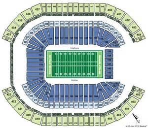 seahawks schedule of stadium seating