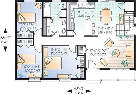 side split floor plans kellaway 4545 3 bedrooms and 1 5 baths the house designers
