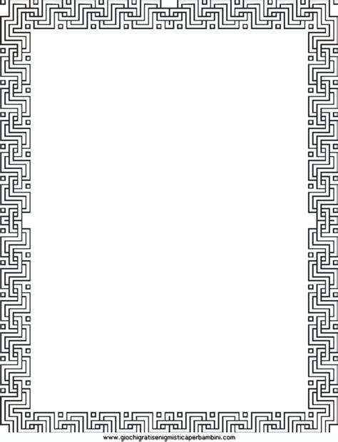 disegni di cornici da stare fondi 22 disegni da colorare 28 images disegni da