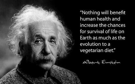 born vs einstein albert einstein vegetarian quote