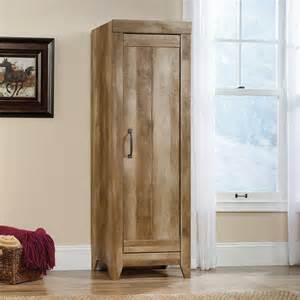 narrow storage cabinet adept storage narrow storage cabinet 418137 sauder
