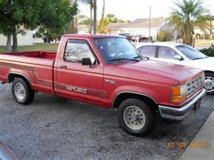 1990 ford ranger information and photos zombiedrive