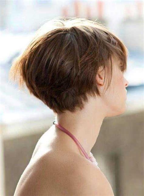 thin hair graduated short graduated haircuts for women fine hair short hair