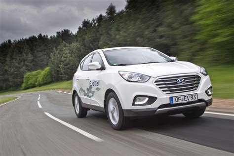 Hyundai Tucson Fuel Cell Price by Hyundai Tucson Fuel Cell Price Slashed In Korea 200