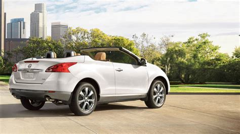 nissan murano crossover cabriolet the 12 most embarrassing cars from the last decade