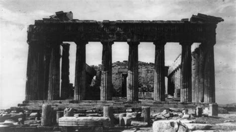 Parthenon Cornice Official Website The Parthenon S Many Lives