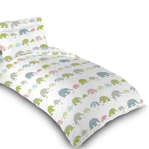 Bed Quilt Cover by Ready Steady Bed Childrens Single Duvet Quilt Cover Set Polycotton Bedding Ebay
