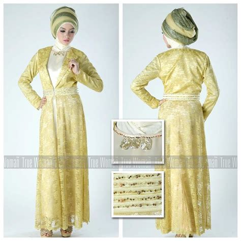 Baju Muslim Wanita Gamis Maxi Halimah Brukat 3in1 Maroon baju gamis elizabeth newdirections us