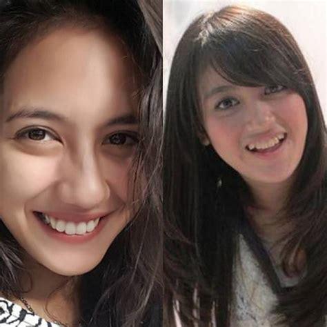 Harga Bedak Chanel Yang Asli 14 seleb indonesia ini mirip banget dan sering disangka kembar