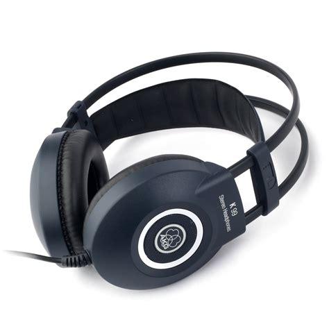 Headphone Akg K99 akg acoustics k99 semi open perception circumaural stereo headphones