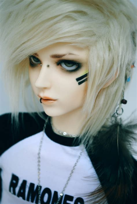 how to jointed doll paint just a preview by pindakees on deviantart boy bjd