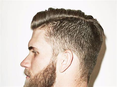 bryce harper ponytail 40 bryce harper hair ideas 2016 menhairstylist com